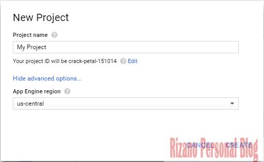 Google Drive Config 2