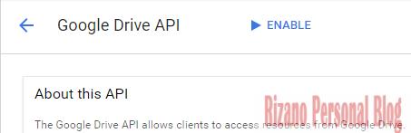 Google Drive Config 4