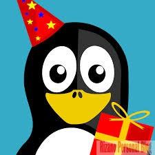 linux birthday