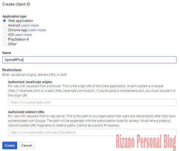 Google Drive Config 7