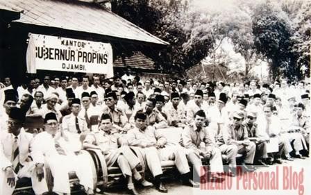 Peresmian Kantor Gubernur Provinsi Jambi