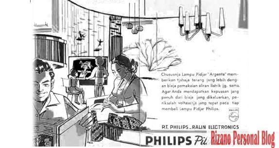 TV Pertama Di Indonesia